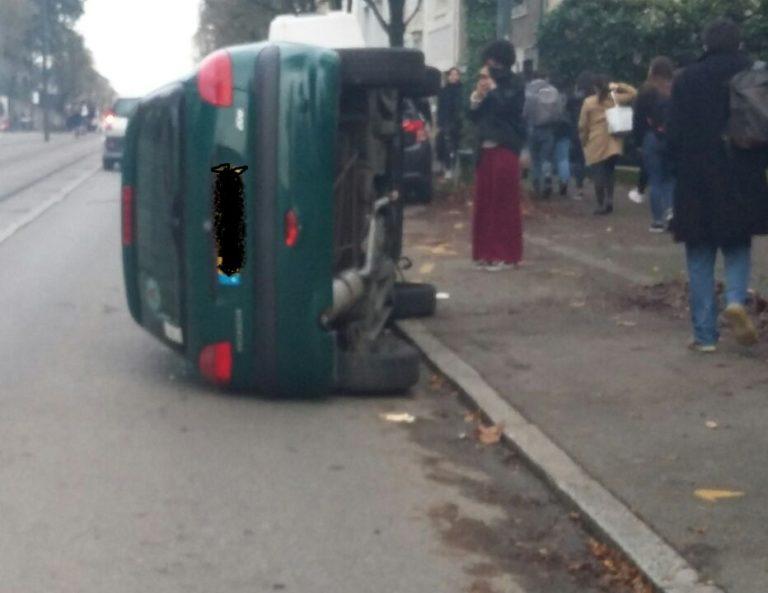 Nantes. Nouvelle échauffourée hier matin devant le lycée Michelet