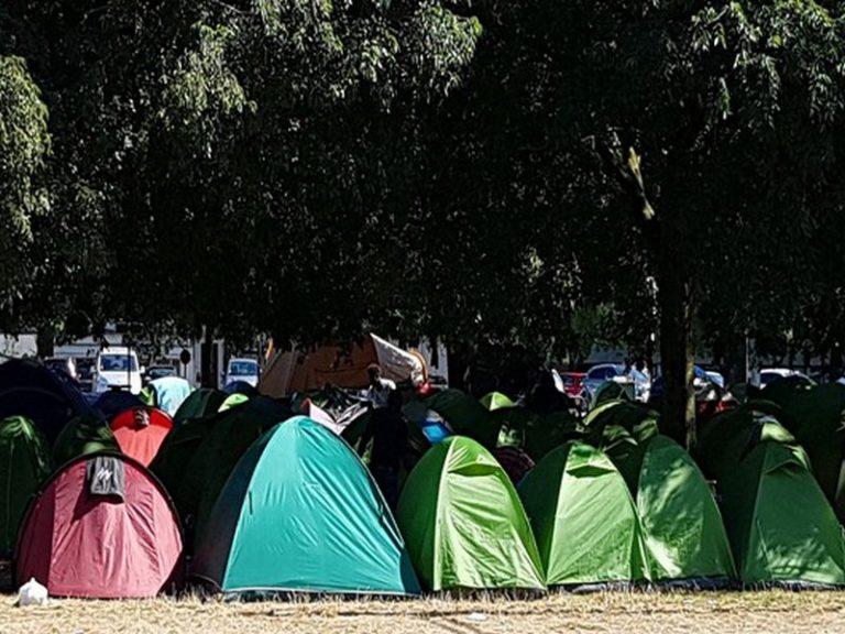 Nantes. Migrants illégaux du square Daviais : la facture sera pour les Nantais