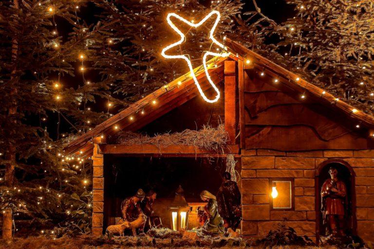 Noël : du solstice d'hiver à la fête de la naissance du Christ