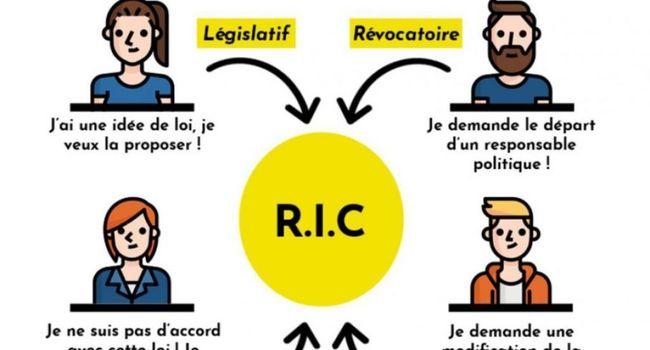 Rennes. Un débat et une consultation sur le RIC en avril