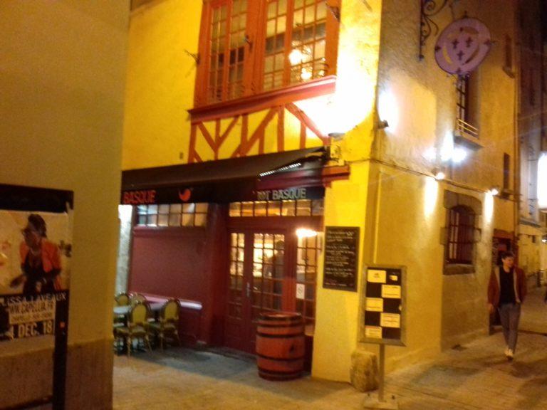 Le Bistrot basque, étape basque incontournable autour de Nantes