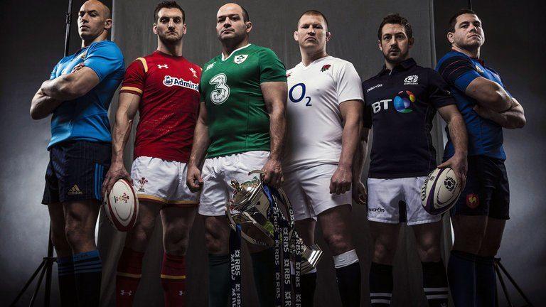 Rugby. Tournoi des 6 nations : les compositions de l'Irlande, Italie, Angleterre, France, Écosse, Pays de Galles