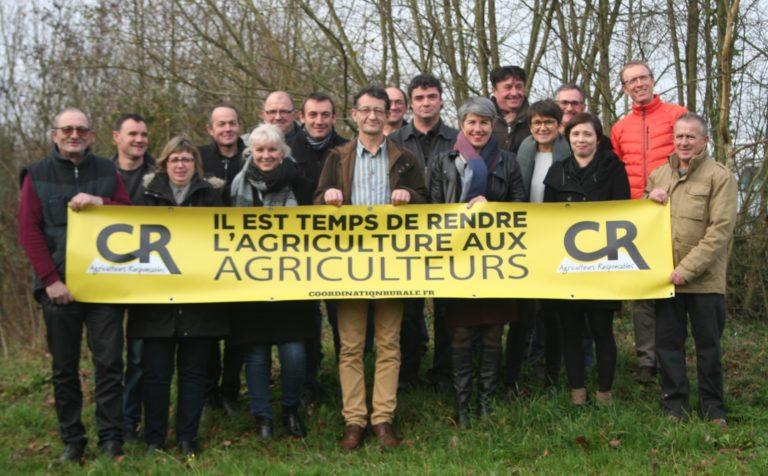 La Coordination rurale 35 dévoile sa liste pour l'élection à la Chambre d'agriculture