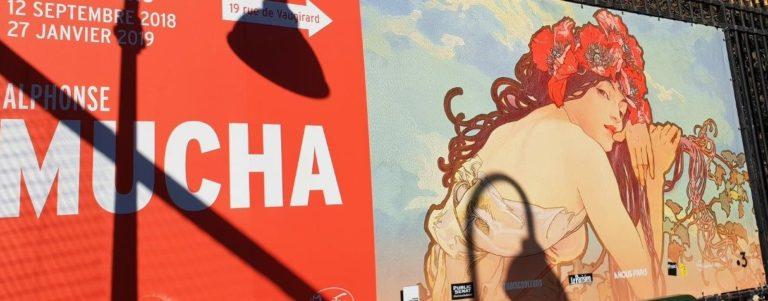 Mucha: artiste nationaliste, icône du Paris d'antan