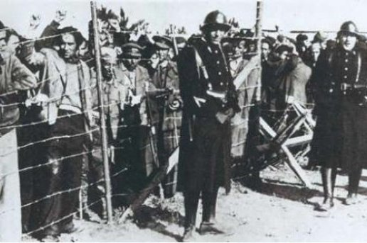 France. Les camps de concentration de la République
