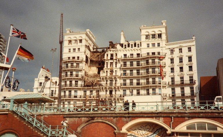 Le créateur des Peaky Blinders va faire une série sur l'attentat de Brighton commis par l'IRA