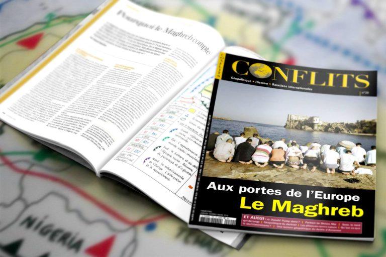 Aux portes de l'Europe : Le Maghreb. Sortie du n°20 de la revue Conflits