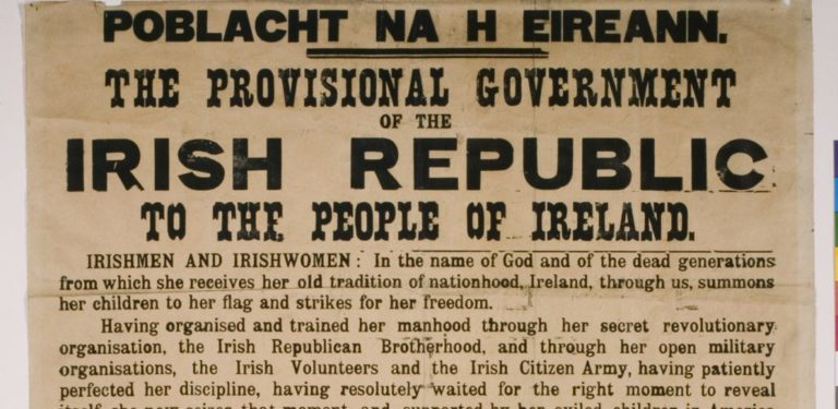 Printemps patriote en Irlande. Les résultats détaillés des élections d'après des sources insulaires