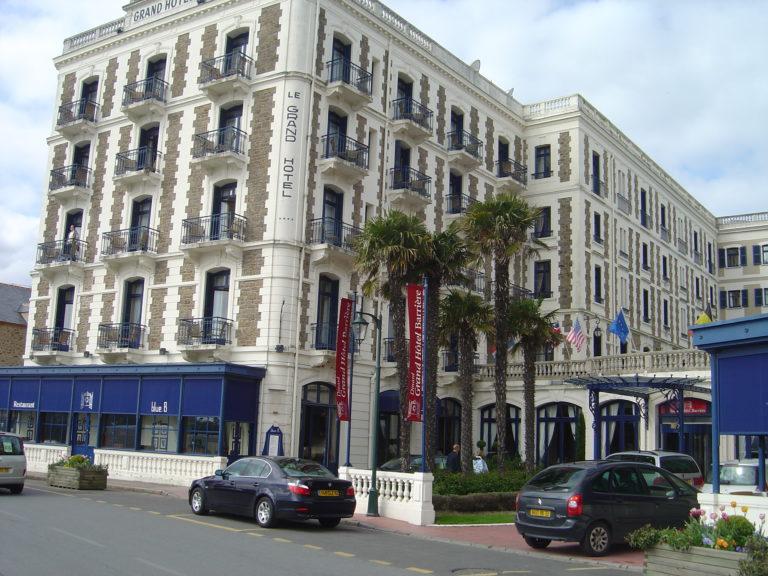 Grand Hôtel de Dinard. Deux journées de recrutement les 7 et 8 février