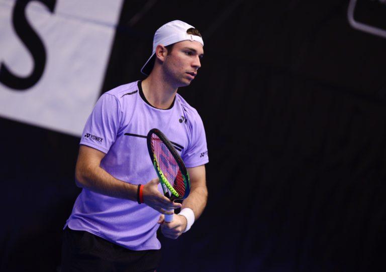 Tennis. Open de Rennes : Les Français sur la route des quarts de finale