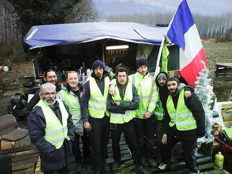 Les Gilets jaunes et les « migrants » n'ont pas le droit au même traitement dans Ouest-France