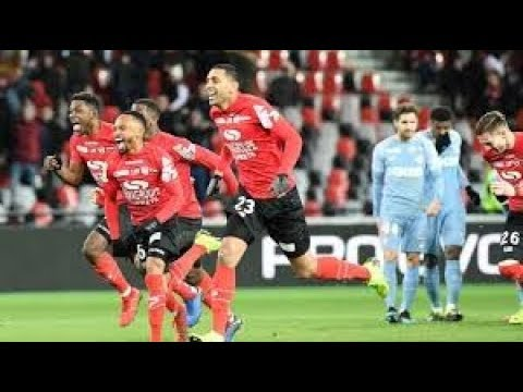 Guingamp se qualifie au bout du suspense pour la finale de la Coupe de la Ligue [Vidéo]