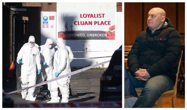 Meurtre de Ian Ogle à Belfast. Pour l'UVF, ce meurtre n'a pas été commis au nom du loyalisme
