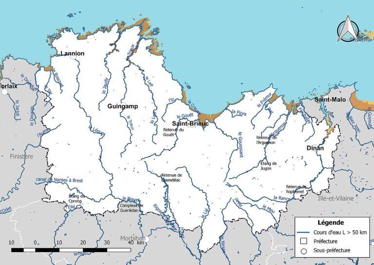 Côtes d'Armor. Vers l'abandon de la protection de la rivière Ic ?