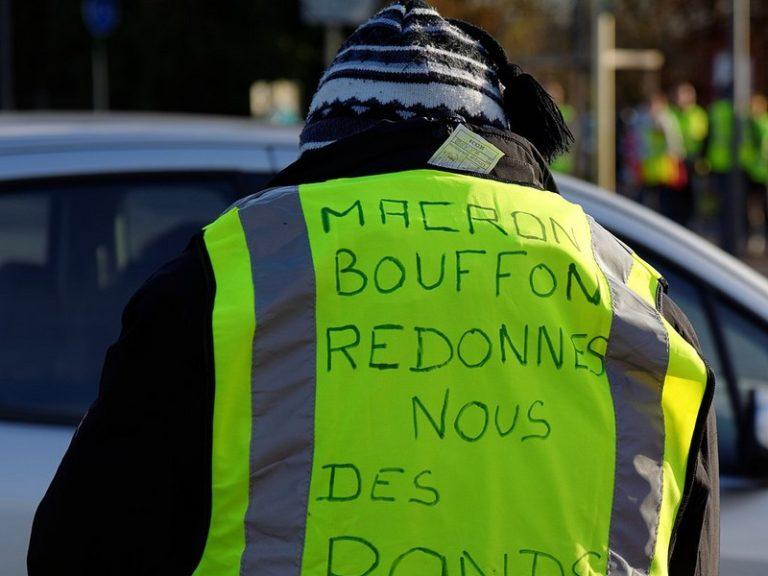 Emmanuel Macron l'a écrit : « Pour moi, il n'y a pas de questions interdites »