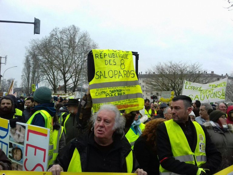 Alain de Benoist : « Les Gilets jaunes ont rendu visible la partie la plus française de la France » [Interview]