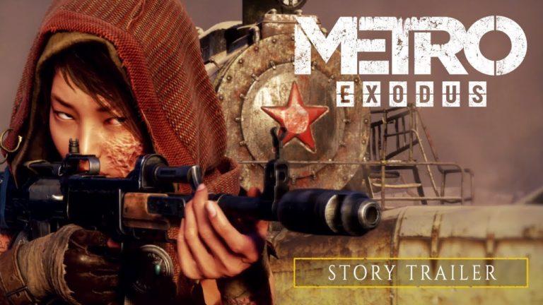 Découvrez les coulisses du jeu Metro Exodus [Vidéo]