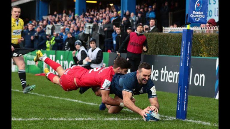 Rugby. Les Irlandais et les Ecossais font le plein en Champions Cup et en Challenge Cup [Vidéo]