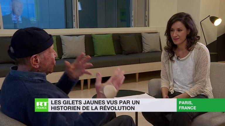 Eric Hazan, spécialiste de la Révolution : « Ce système vit ses derniers temps » [Vidéo]