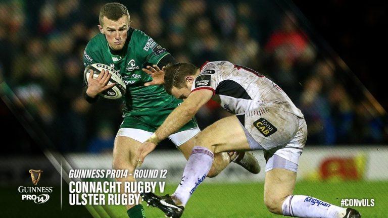 Rugby. Pro 14 : le Munster et le Connacht remportent la deuxième jour des derbys d'Irlande