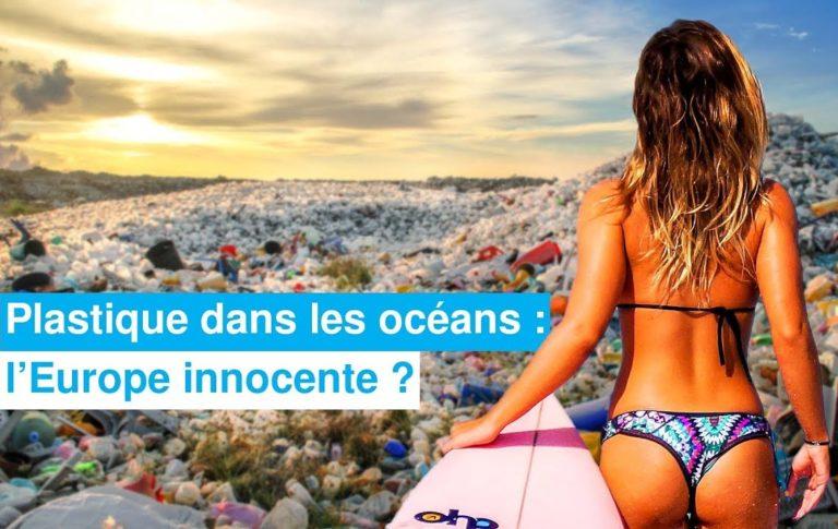 Plastique dans les océans : à qui la faute ? [Vidéo]