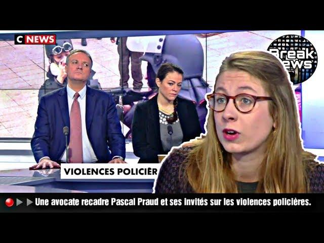 Gilets jaunes. Une avocate recadre des chroniqueurs au sujet des violences policières [Vidéo]