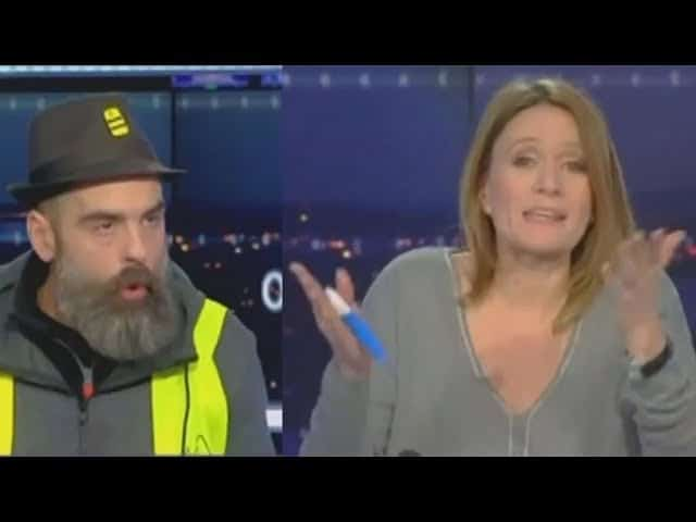 Gilets jaunes. Fake news de la presse mainstream sur les chiffres des manifestants lors de l'acte VII [Vidéo]