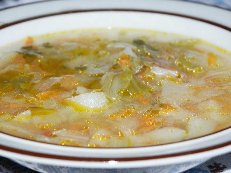 Éloge de la soupe aux choux