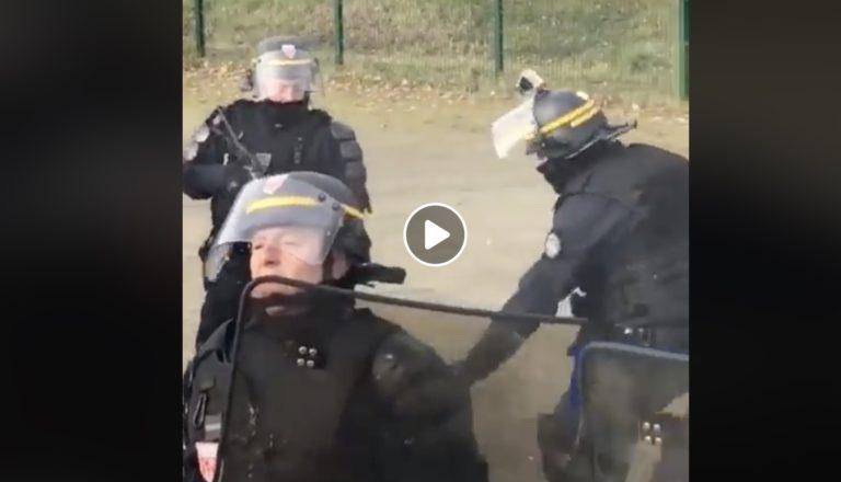 Avant Stade Rennais – FC Nantes, des supporteurs rennais victimes de violences policières [Vidéo]