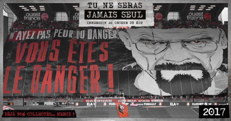 Tu ne seras jamais seul. Les supporteurs du Stade Rennais FC vont avoir leur film ! [Interview du réalisateur]