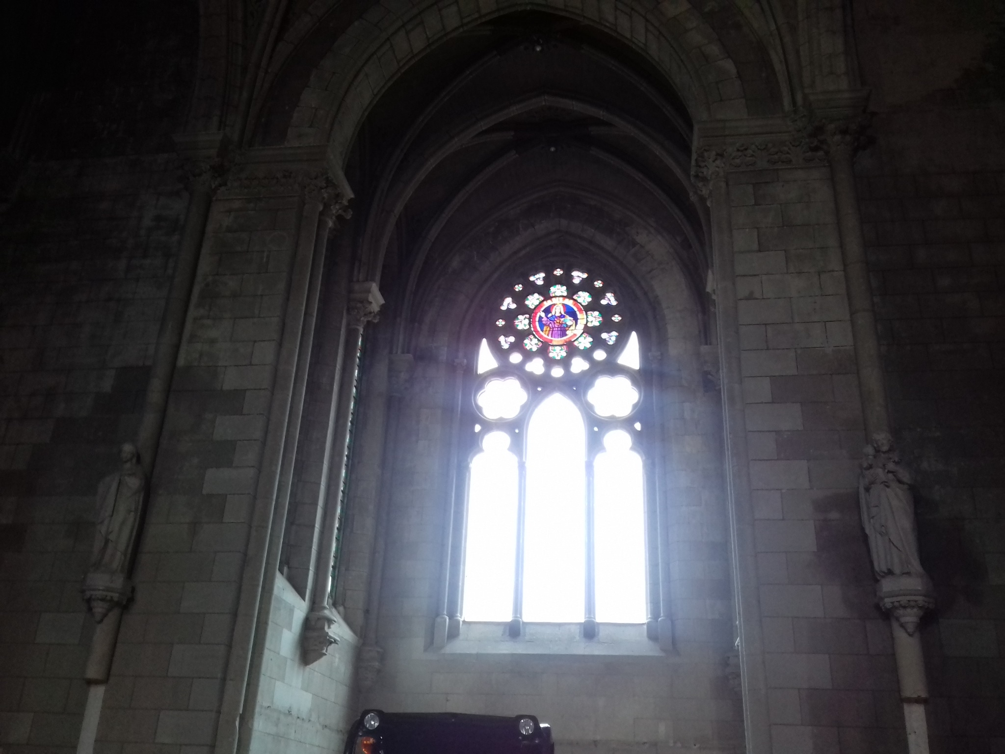 Où la maudite conciliaire fracasse les monuments sacrés de la Sainte Église Catholique 20190205_153440