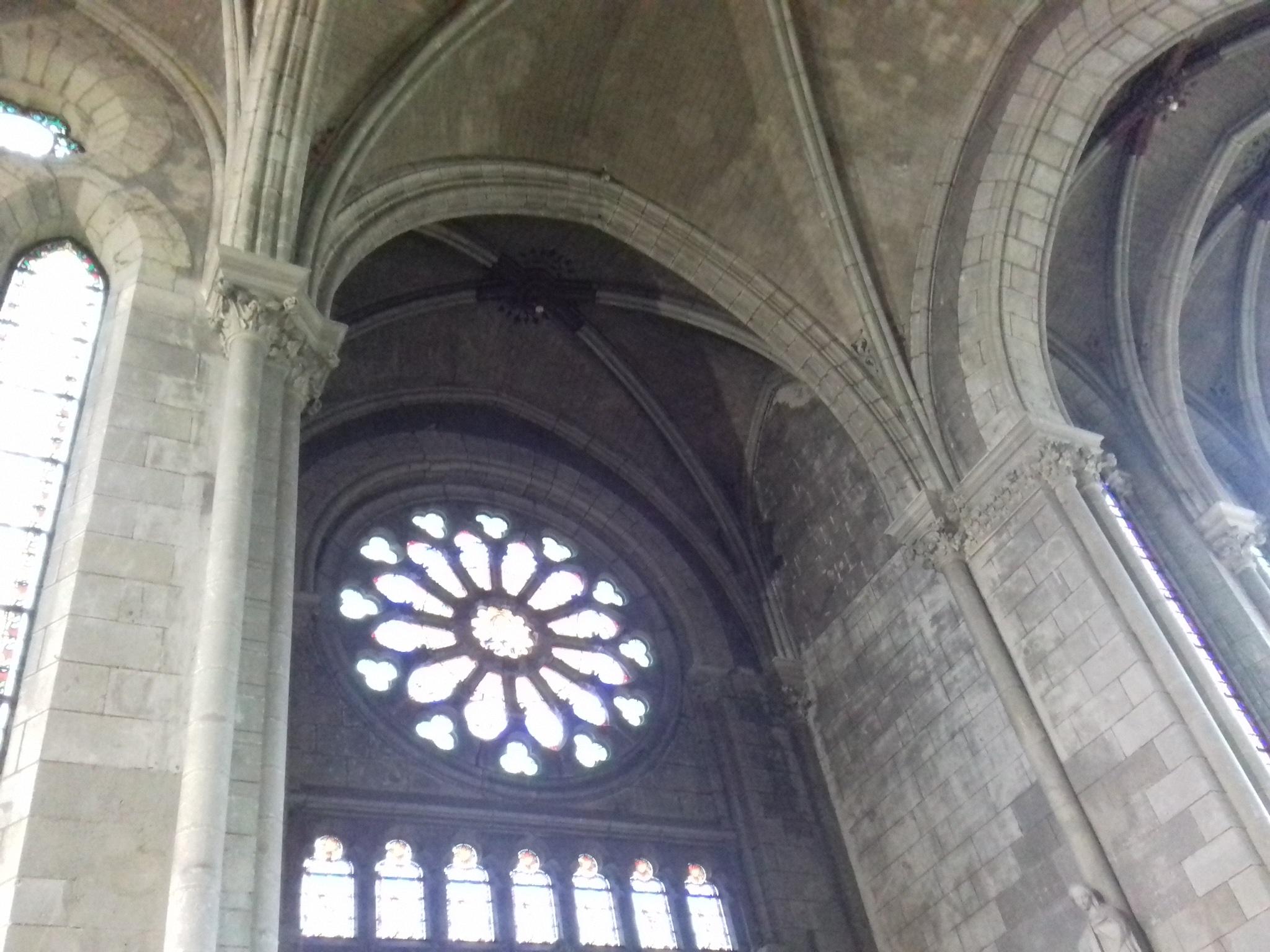 Où la maudite conciliaire fracasse les monuments sacrés de la Sainte Église Catholique 20190205_153701