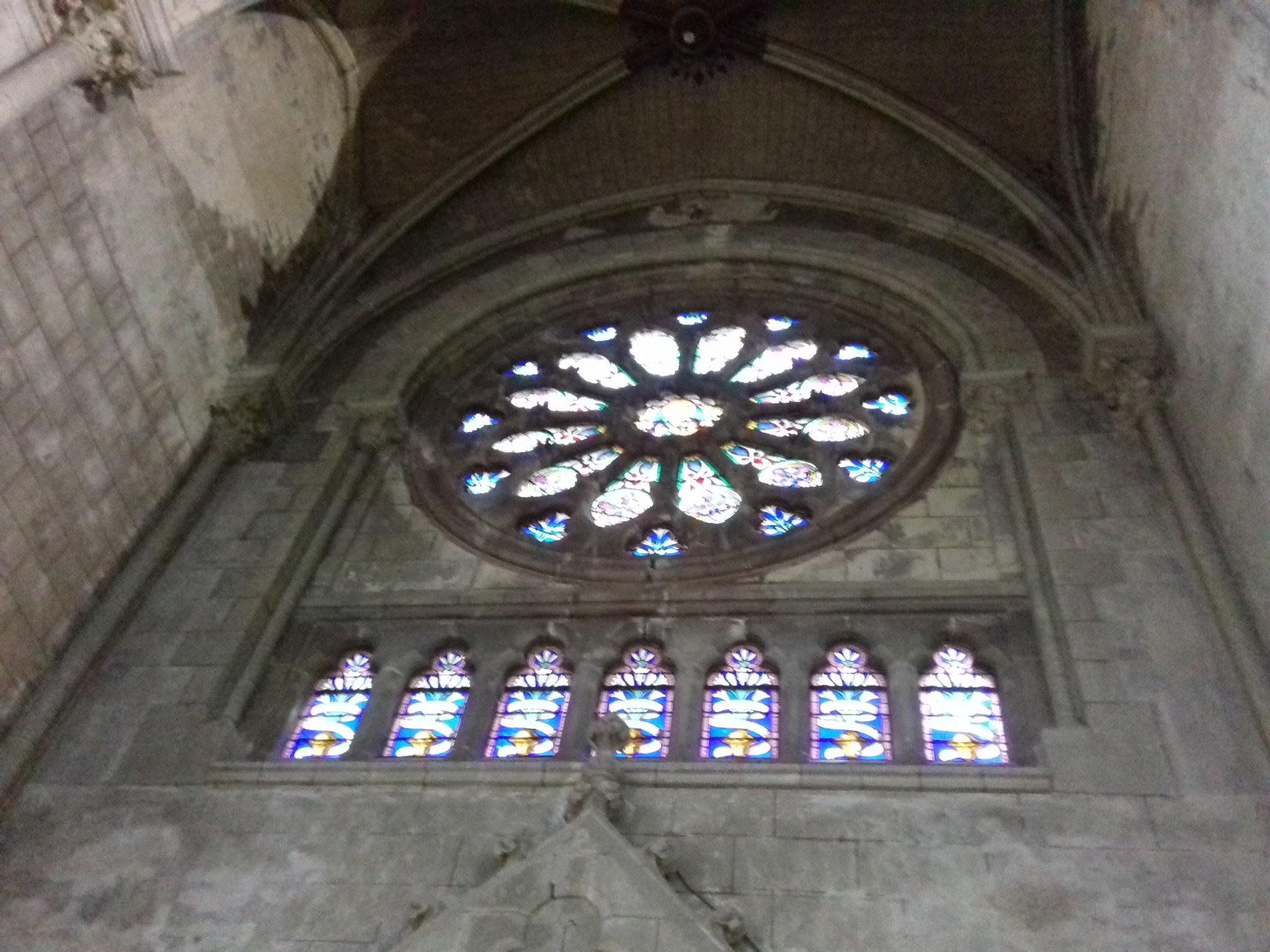Où la maudite conciliaire fracasse les monuments sacrés de la Sainte Église Catholique 20190205_153722
