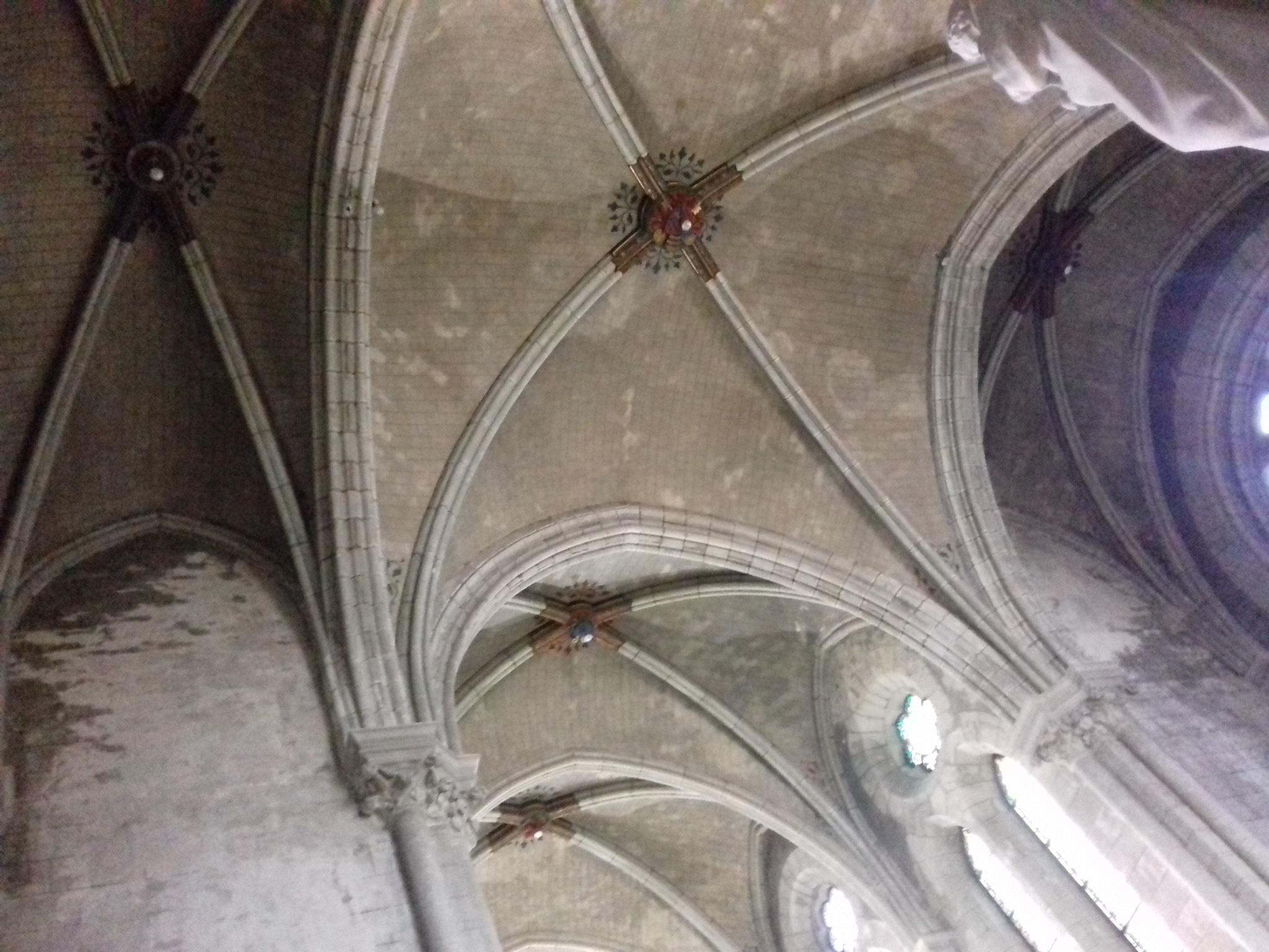 Où la maudite conciliaire fracasse les monuments sacrés de la Sainte Église Catholique 20190205_153822