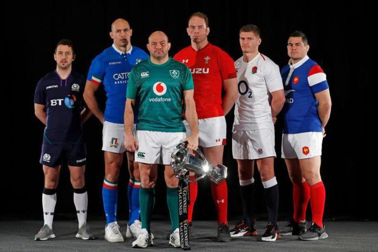 Rugby. Tournoi des 6 nations. La France et l'Irlande à la relance ?