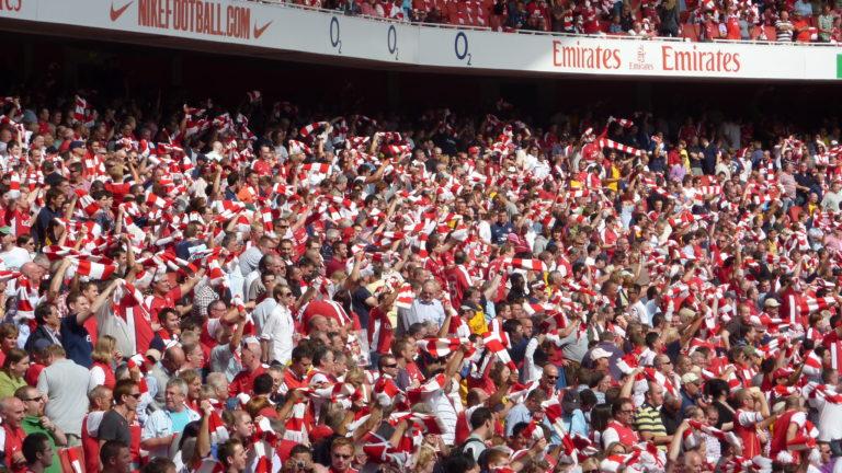 Avant Stade-Rennais-Arsenal FC : les plus grands moments de l'histoire du club anglais en vidéo