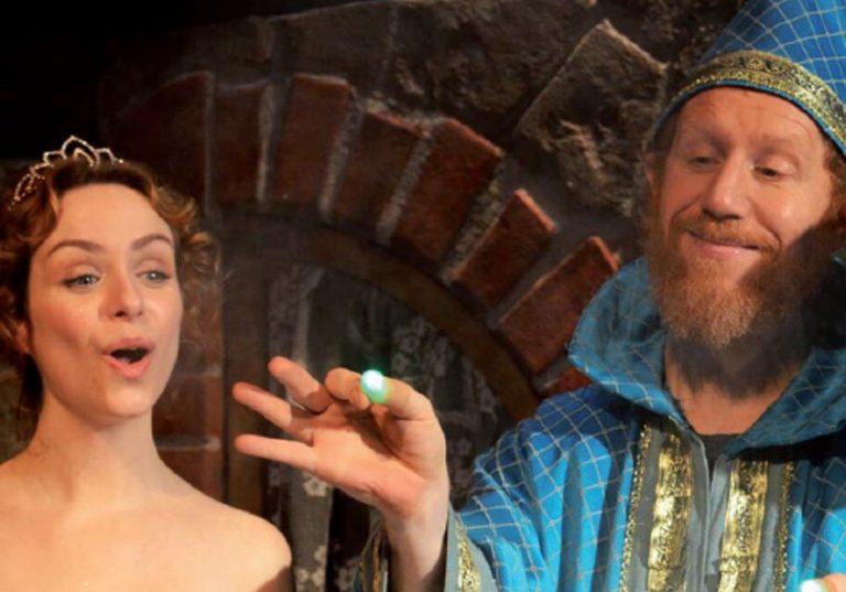 Saint-Pol de Léon. La Légende de Merlin enchantera le théâtre le 23 février [Vidéo]