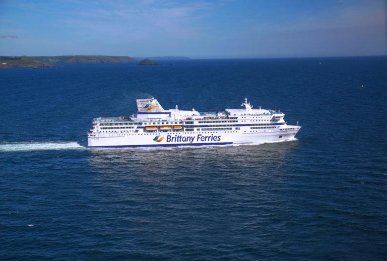 Brittany Ferries nommée meilleure Compagnie de transport pour la qualité de son service client
