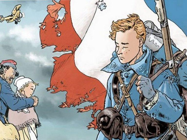 Jean-Corentin Carré, l'enfant soldat du Faouët (bande dessinée)