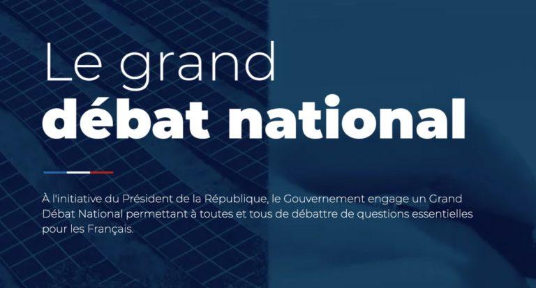 Le Grand débat national. Des Bretons continuent à nous adresser leurs propositions