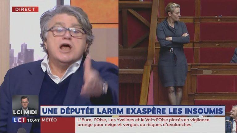 Gilbert Collard traite la députée En Marche Véronique Riotton de «pimbêche» [Vidéo]