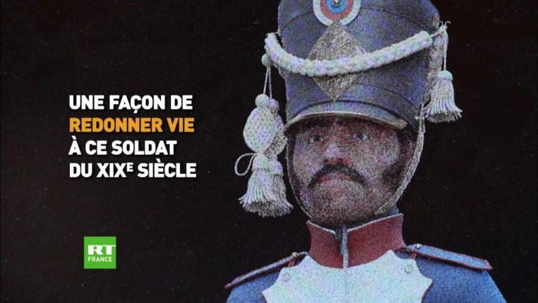 Un soldat napoléonien reprend vie grâce aux nouvelles technologies [Vidéo]