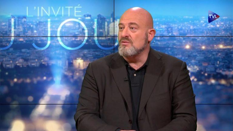 Piero San Giorgio : « Des parasites à la tête de l'Etat français » [Vidéo]