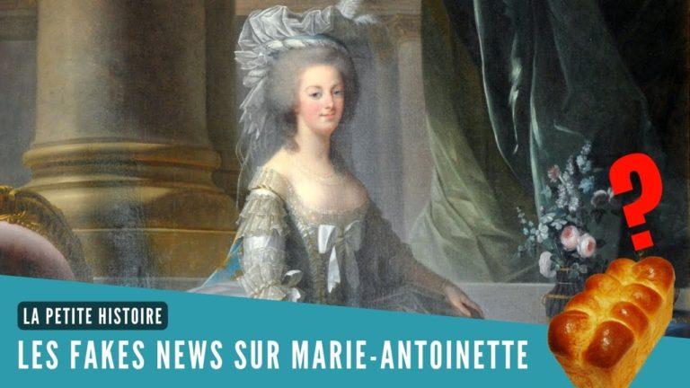 Histoire. En finir avec les « fake news » sur Marie-Antoinette ! [Vidéo]