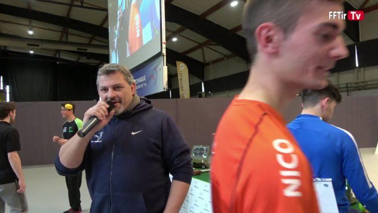 Lanester. Championnat de France de tir sportif en Bretagne : quel bilan ? [Interview]