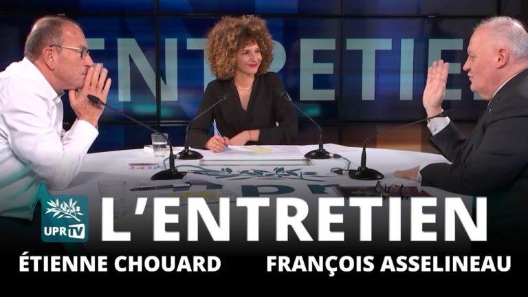 Étienne Chouard vs François Asselineau : le débat en vidéo