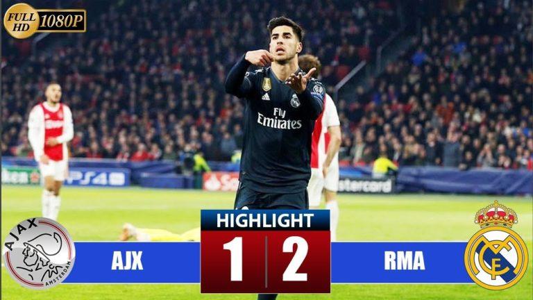 Ligue des Champions. Ajax-Real (1-2) et Tottenham-Dortmund (3-0) : les résumés en vidéo