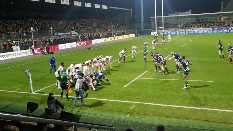 Rugby. Le RC Vannes brille face à Oyonnax (37-6)