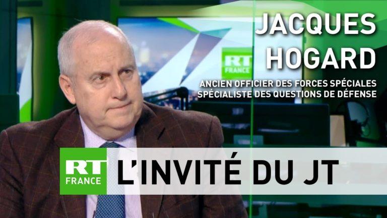 Jacques Hogard analyse la stratégie militaire Française en Syrie [Vidéo]