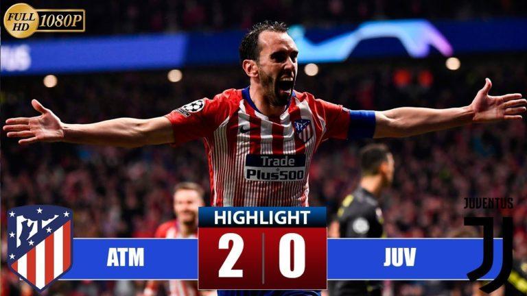 Atletico Madrid-Juventus (2-0), Schalke-Manchester City (2-3) : les résumés en vidéo